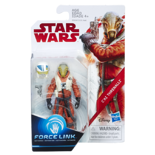 Star Wars Force Link C'ai Trenalli Figure